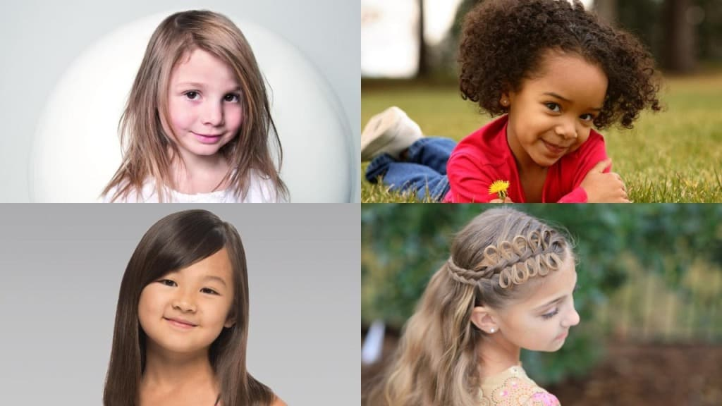 60 Cute Hairstyles for Little Girls