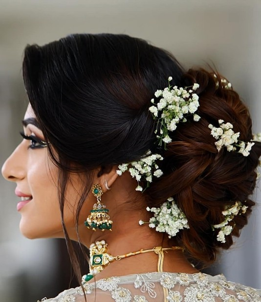 30 Stunning Wedding Hairstyles Ideas In 2019: 30 Classic Bridal Hairstyles For Dream Wedding