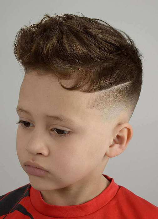 Hairstyles for Little Boys
