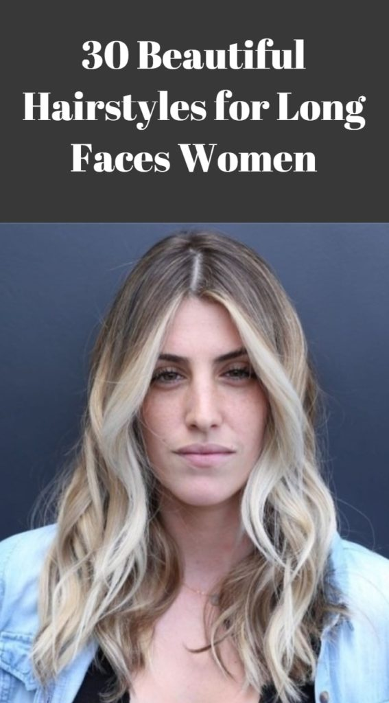Hairstyles for Long Faces Women