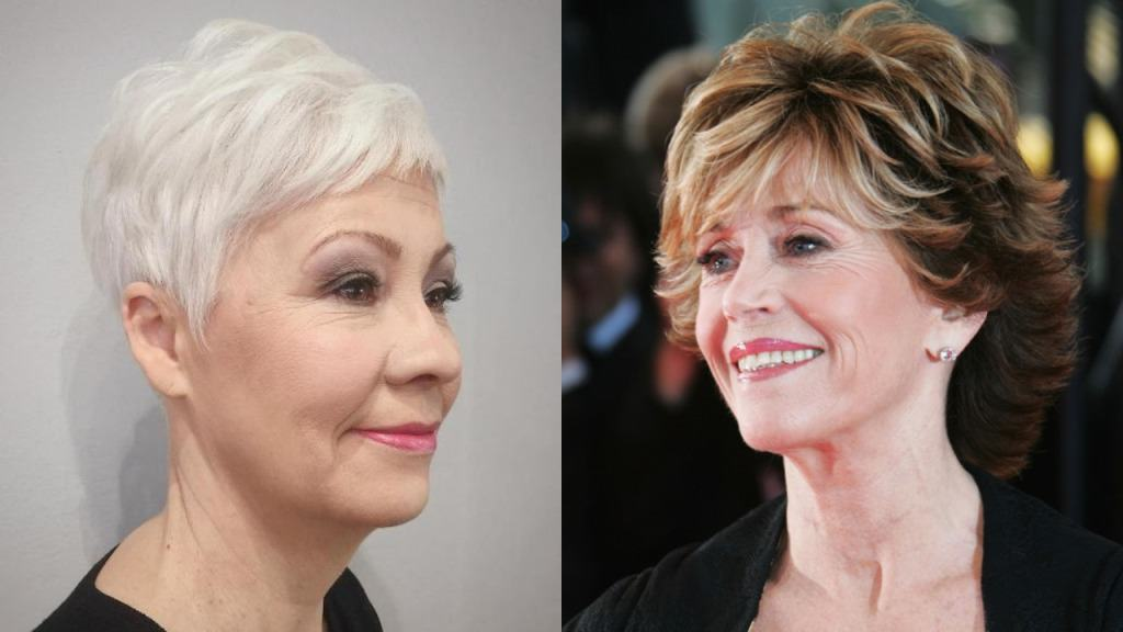 30 Different Hairstyles for Older Women