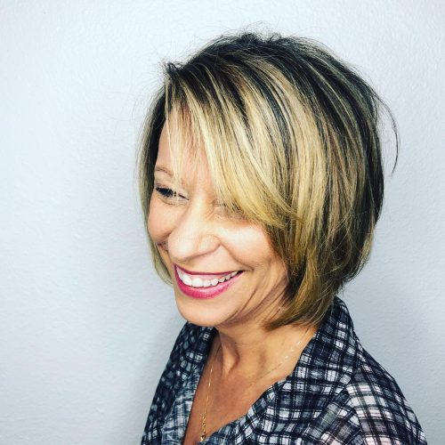 Hairstyles for Women Over 60 with Fine Hair