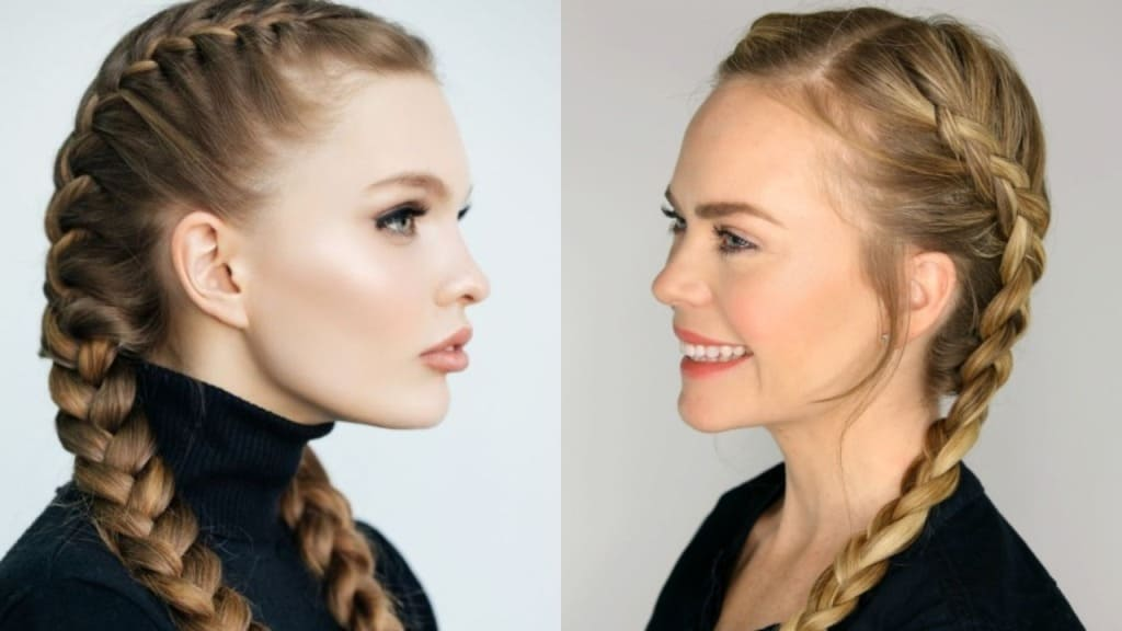 30 Boxer Braids Hairstyles for the Festive Season