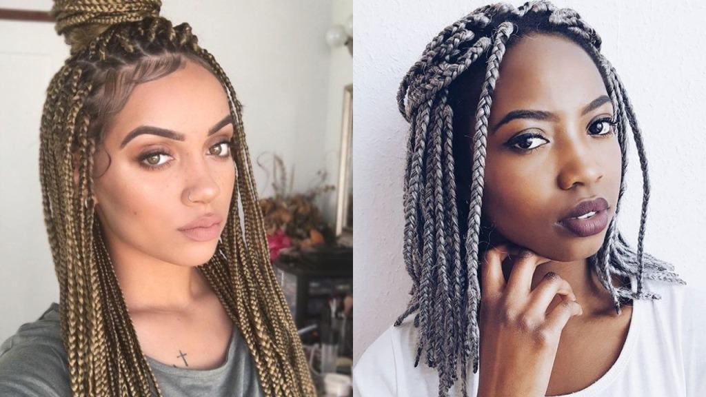 30 Gorgeous Braids for Black Women