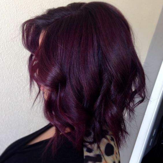 25 Amazing Burgundy Hair Colors For Your Hair Hairdo Hairstyle