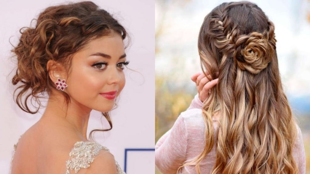 30 Fancy Hairstyles to Get Modern Day Look
