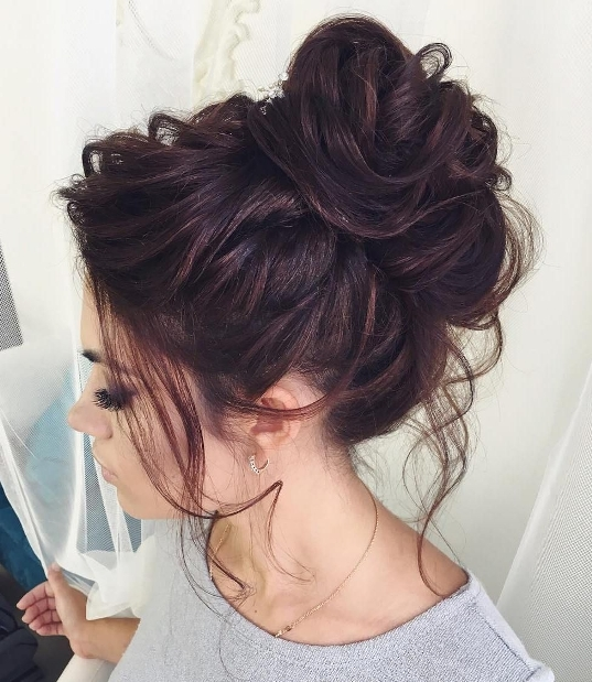 Messy Hairstyles