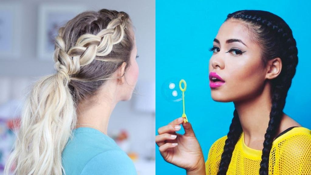 30 Two Braid Hairstyles to Bring the Limelight