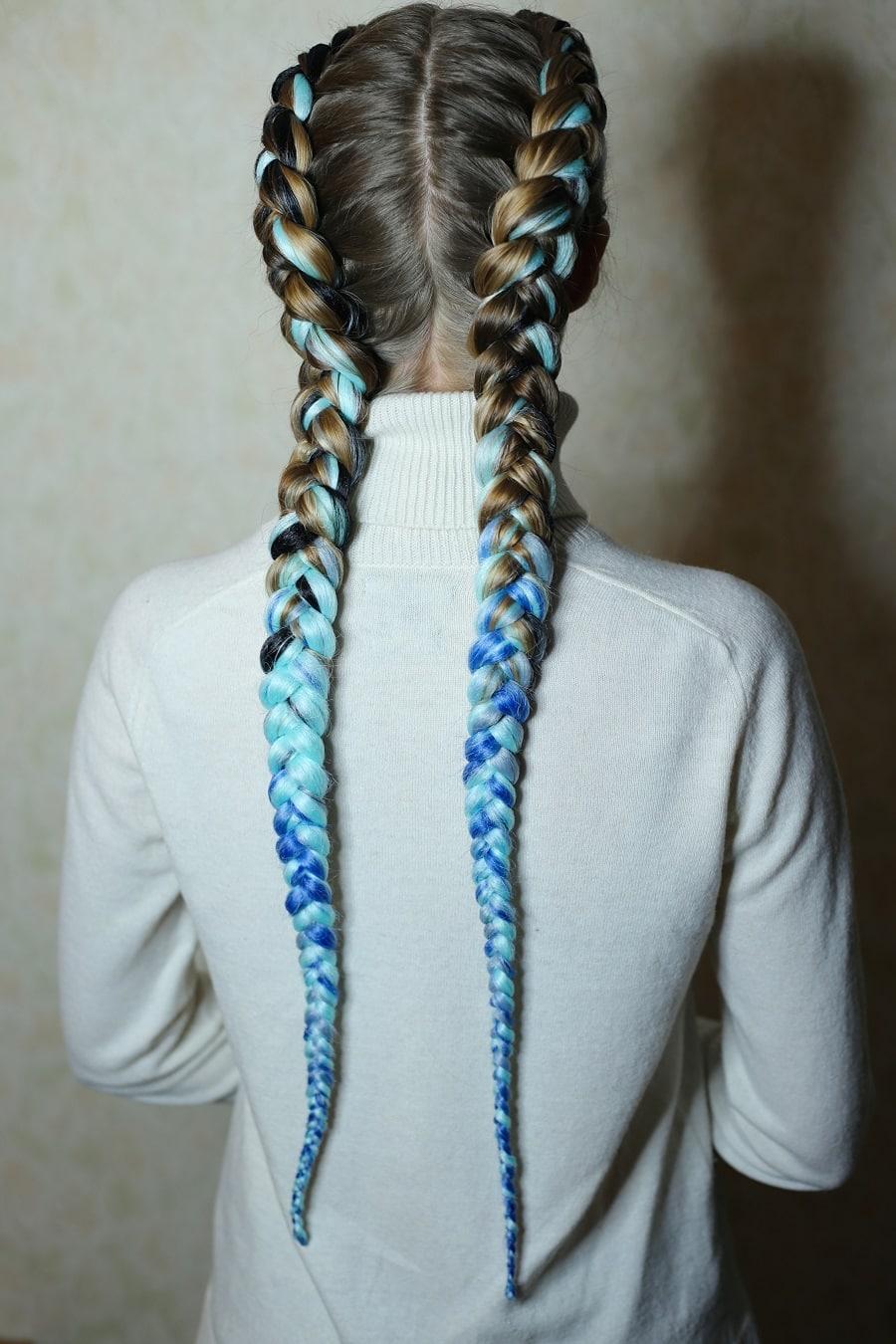 boxer braids for women