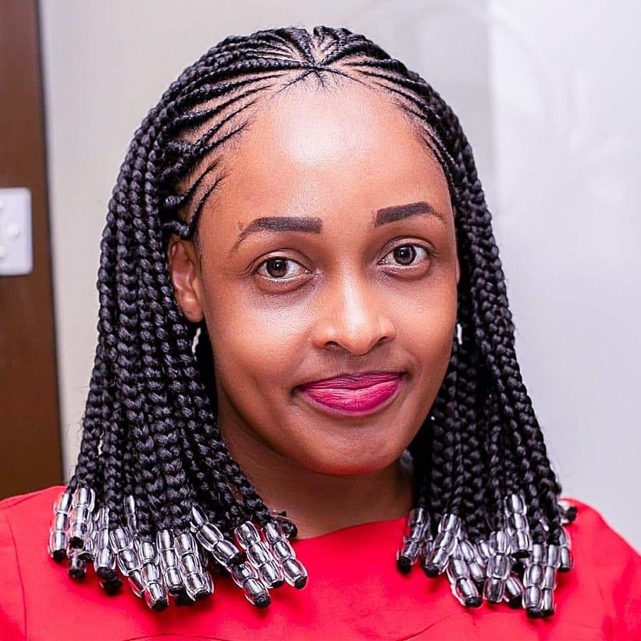 trendy fulani braids hairstyles