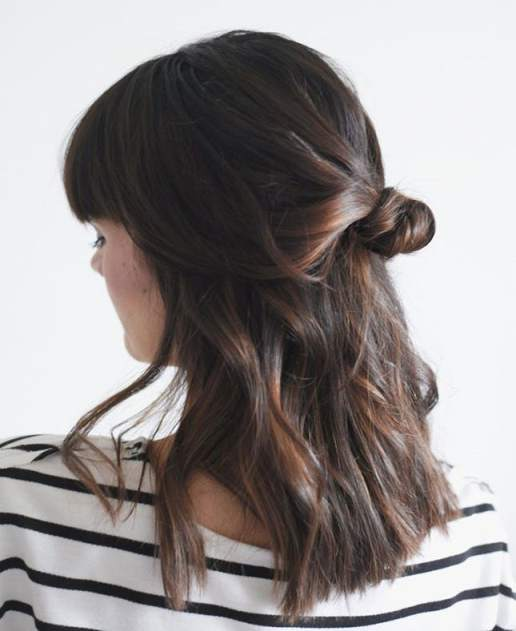 Half Up Half Down Hairstyles