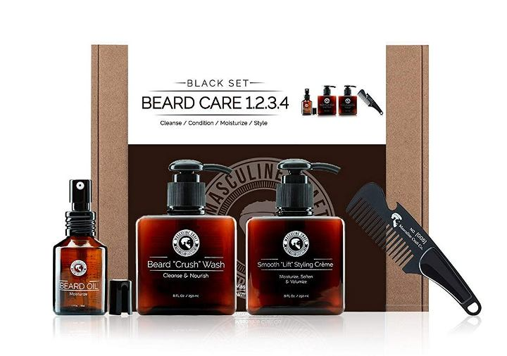 Beard Grooming Kits