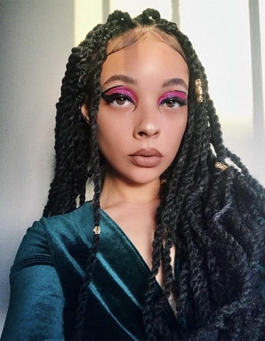 Marley Twists Braids