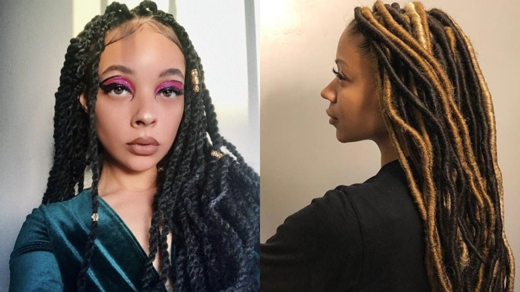 25 Marley Twists Braids Style To Try This Year