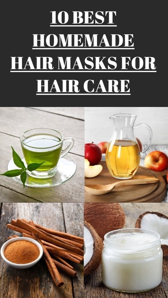 Best Homemade Hair Masks For Hair Care