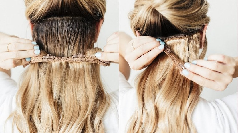 Tips To Care For Human Hair Extensions