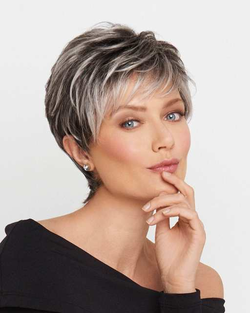 Pixie Cut For Thick Hair