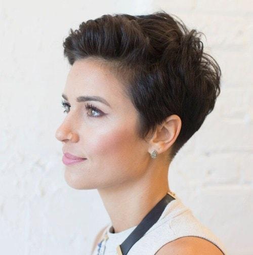 Pixie Cut For Thick Hair