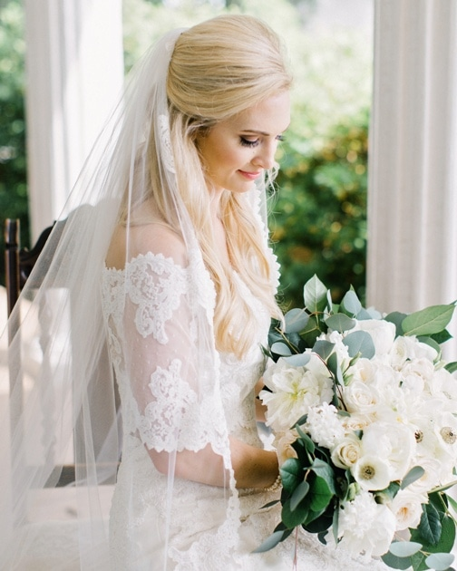 Wedding Hairstyles with Veil