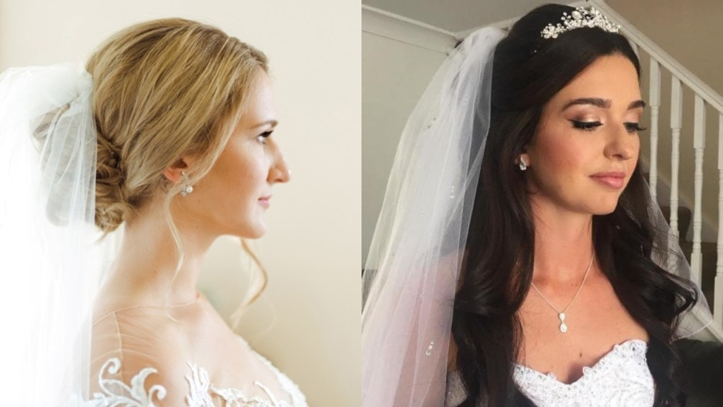 30 Wedding Hairstyles with Veil: Look the Prettiest Bride Ever