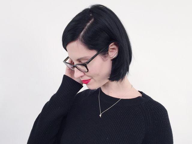 Black Hair Color