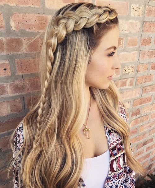 Cute Long Hairstyles
