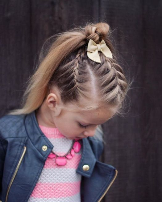 Hairstyles for Kids with Braids