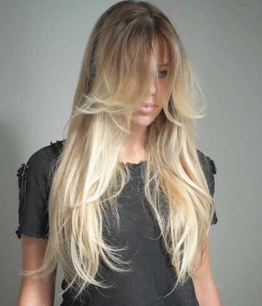 25 Long Hairstyles For Fine Hair To Achieve Exquisite And Graceful Look Hairdo Hairstyle