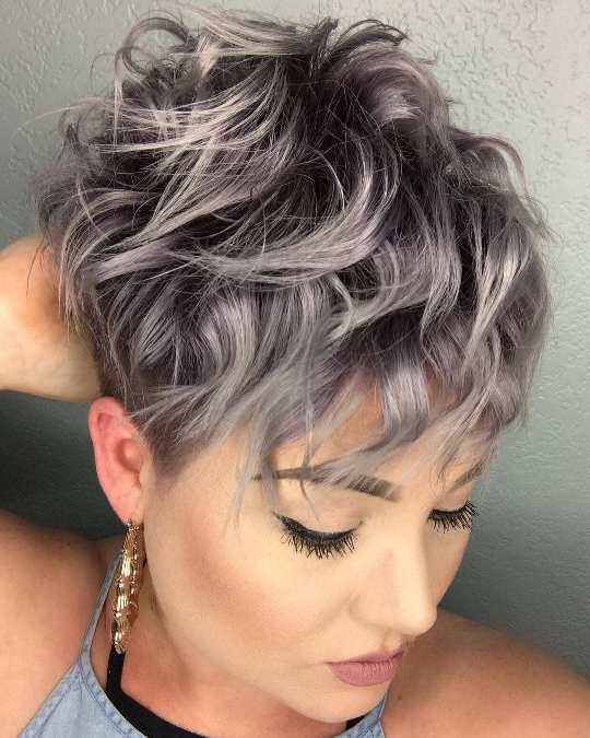 Messy Pixie Cut Hairstyles