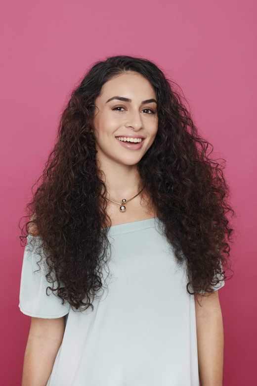 Natural Long Hairstyles