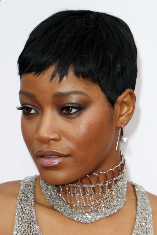 Pixie Cut for Black Women