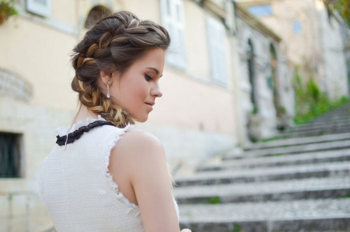 Wedding Hairstyles With Braids