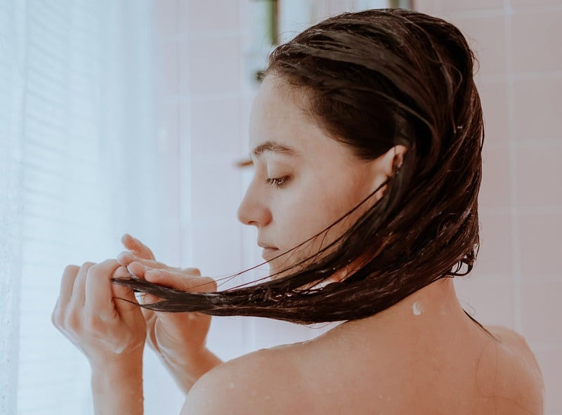 benefits of using a hair rinse