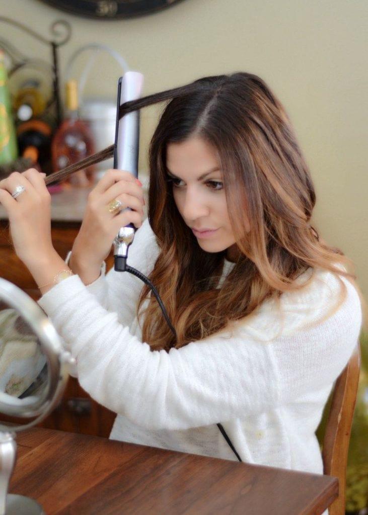 GHD Platinum Hair Straightener