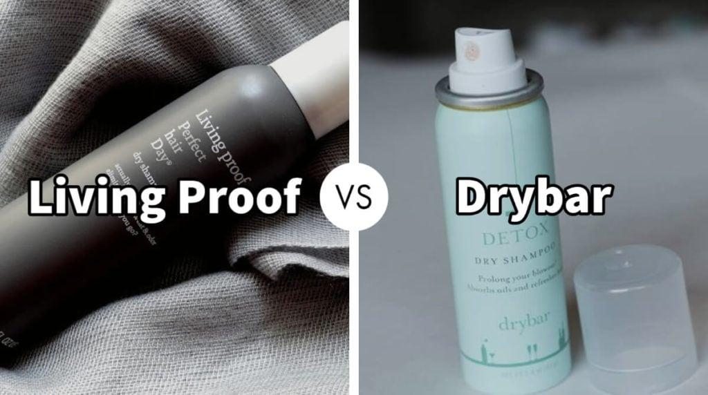Living Proof Vs Drybar
