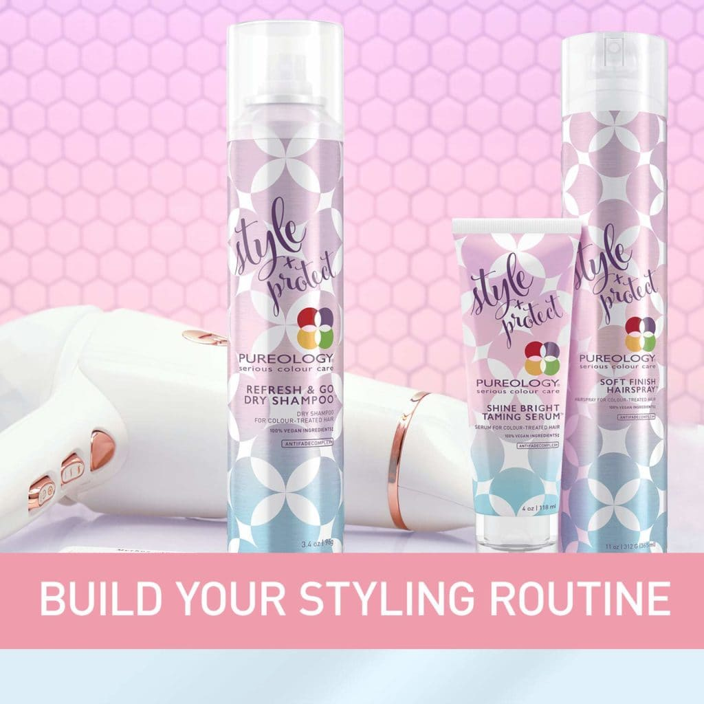 Pureology Style + Protect Refresh & Go Dry Shampoo