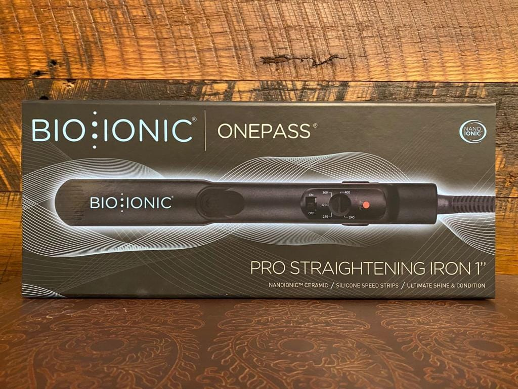 Bio Ionic Onepass Hair Straightener