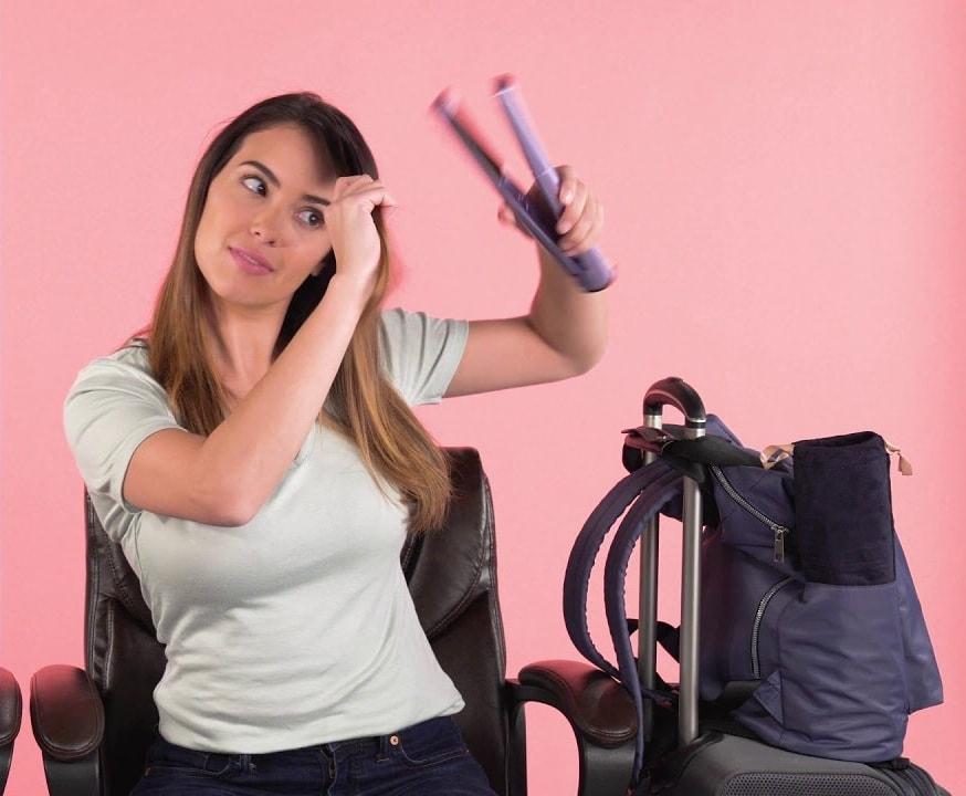 Conair Unbound Hair Straighteners