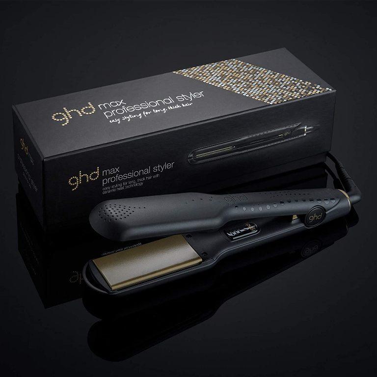 GHD Max Hair Straightener