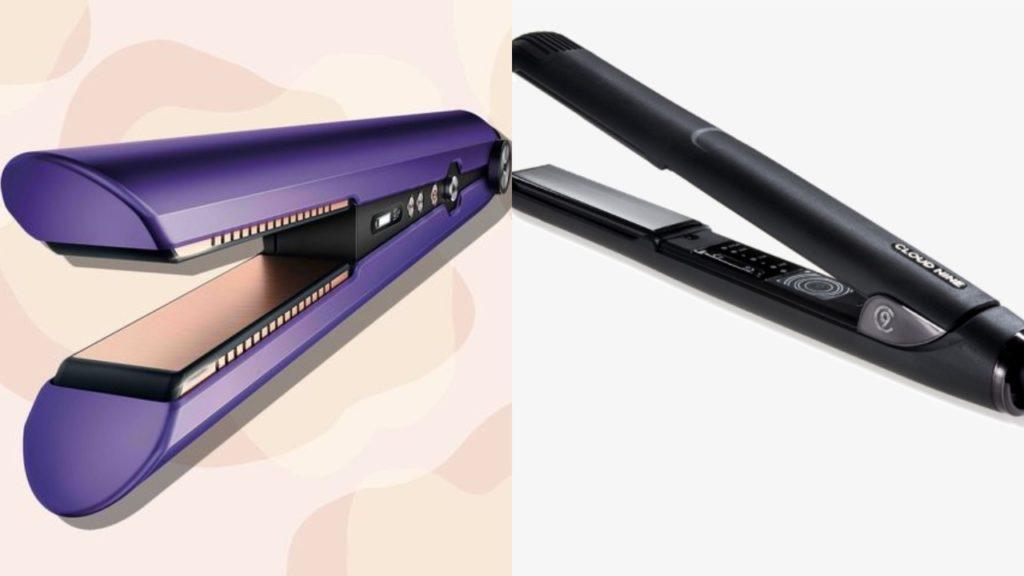 Dyson Corrale VS Cloud 9 Hair Straightener