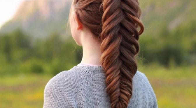 How To Do Fishbone Braid – Step by Step Guide