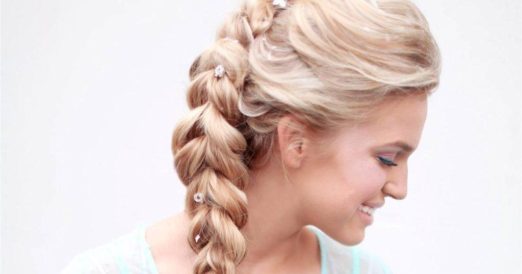 How to Do an Elsa Braid?