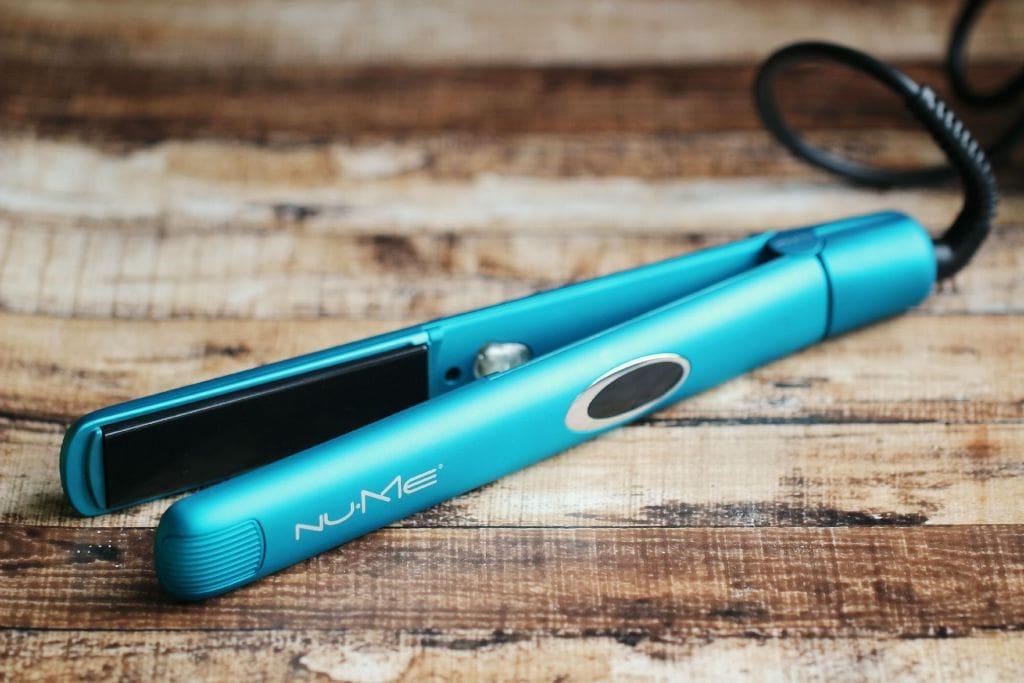 NuMe Megastar Hair Straightener
