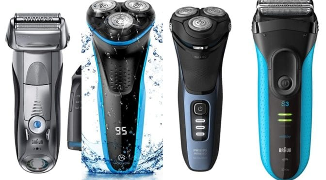 Best Electric Razors for Your Consideration