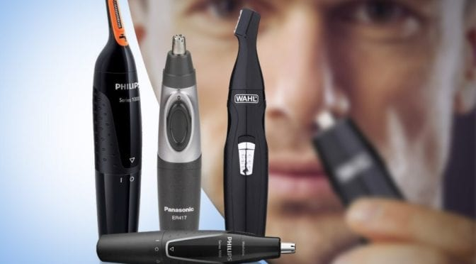 10 Best Nose Trimmers For Men