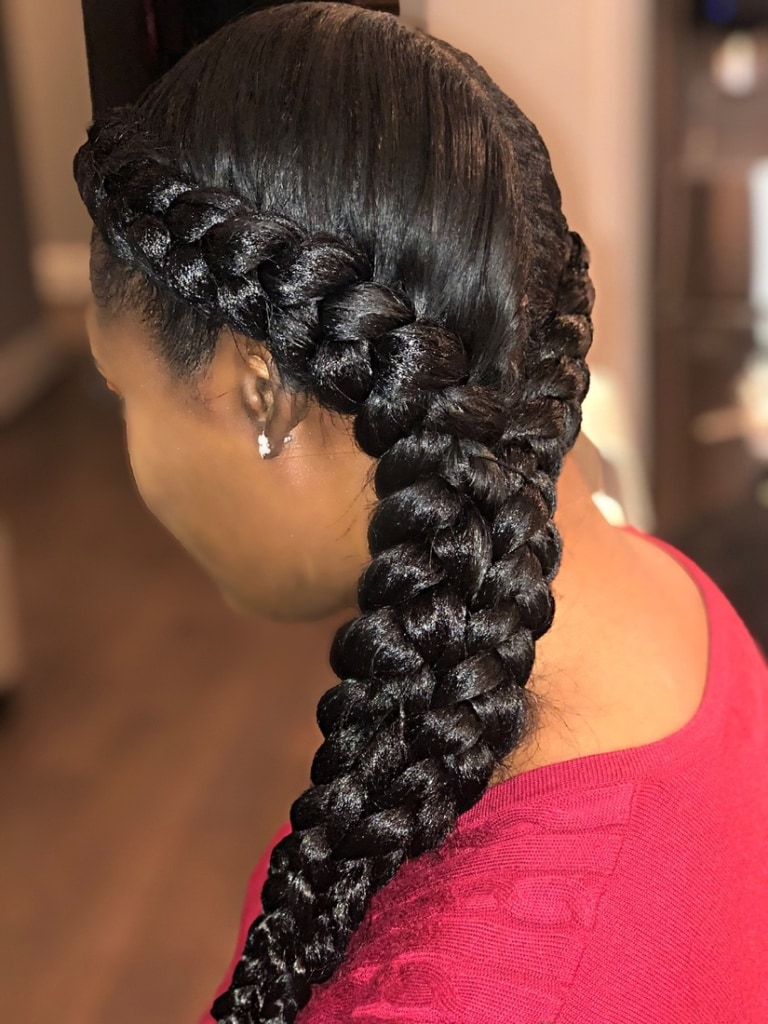 How to do Butterfly Braid?