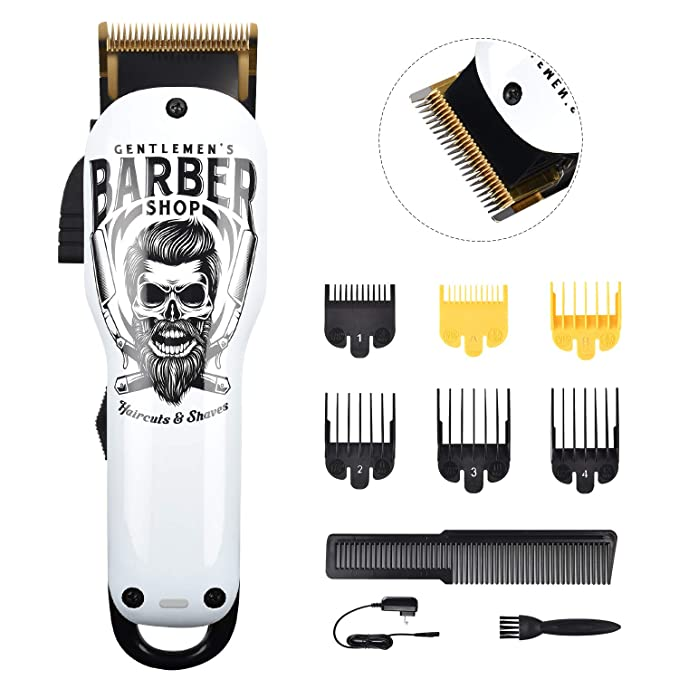 BESTBOMG Professional Hair Clippers