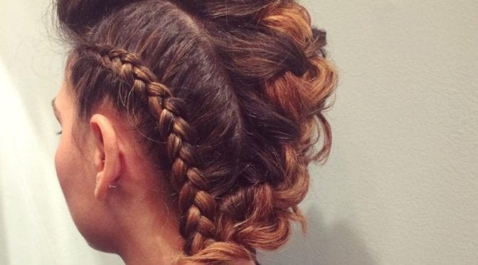 How to Do Mohawk Braid? Step by Step Guide