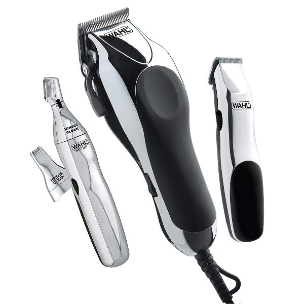 Wahl Clipper Home Barber Kit Model 79524-3001