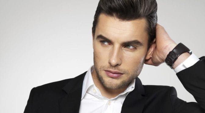 5 Stylish Wedding Hairstyles for Men